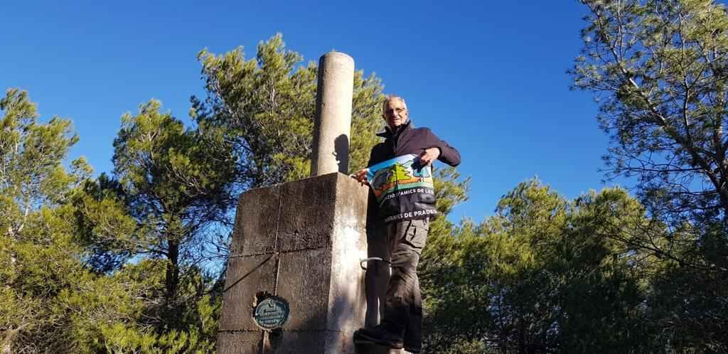 Punta de l'Home (La Fatarella) 524metres.